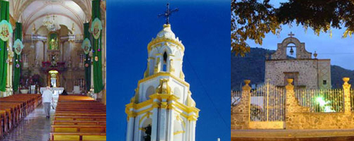 About Religions in Mexico and A List of Churches in Lake Chapala