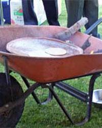 Cooking-Tortillas-In-Wheelbarrel