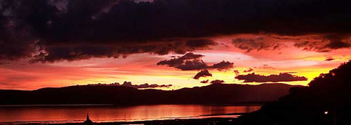 Sunset-Storm-Lake-Chapala