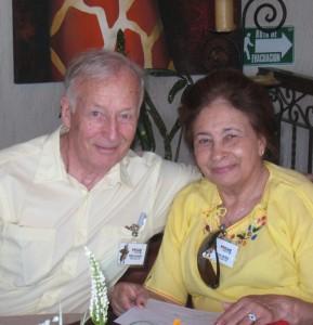 Rene Gagnon and Joan Myers, Ontario