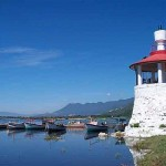 A-View-of-Lake-Chapala-Lighthouse