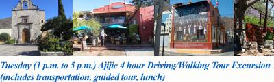 Ajijic Tour