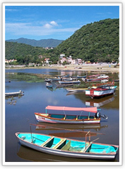 Lake Chapala boats
