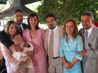 Mexican-Family-Christening