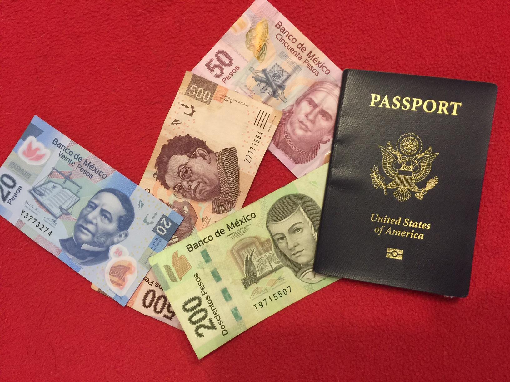 MexicanMoneyUS Passport