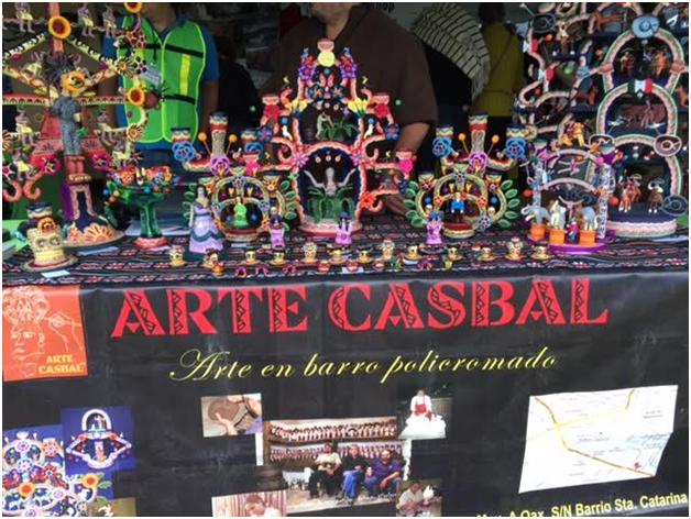Feria Maestros del Arte