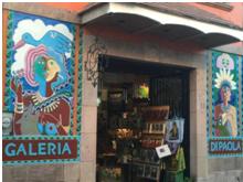 art galleries and murals