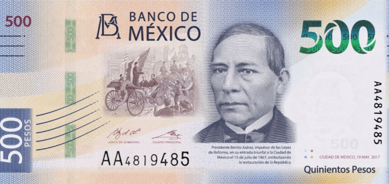 Watch Those Pesos…