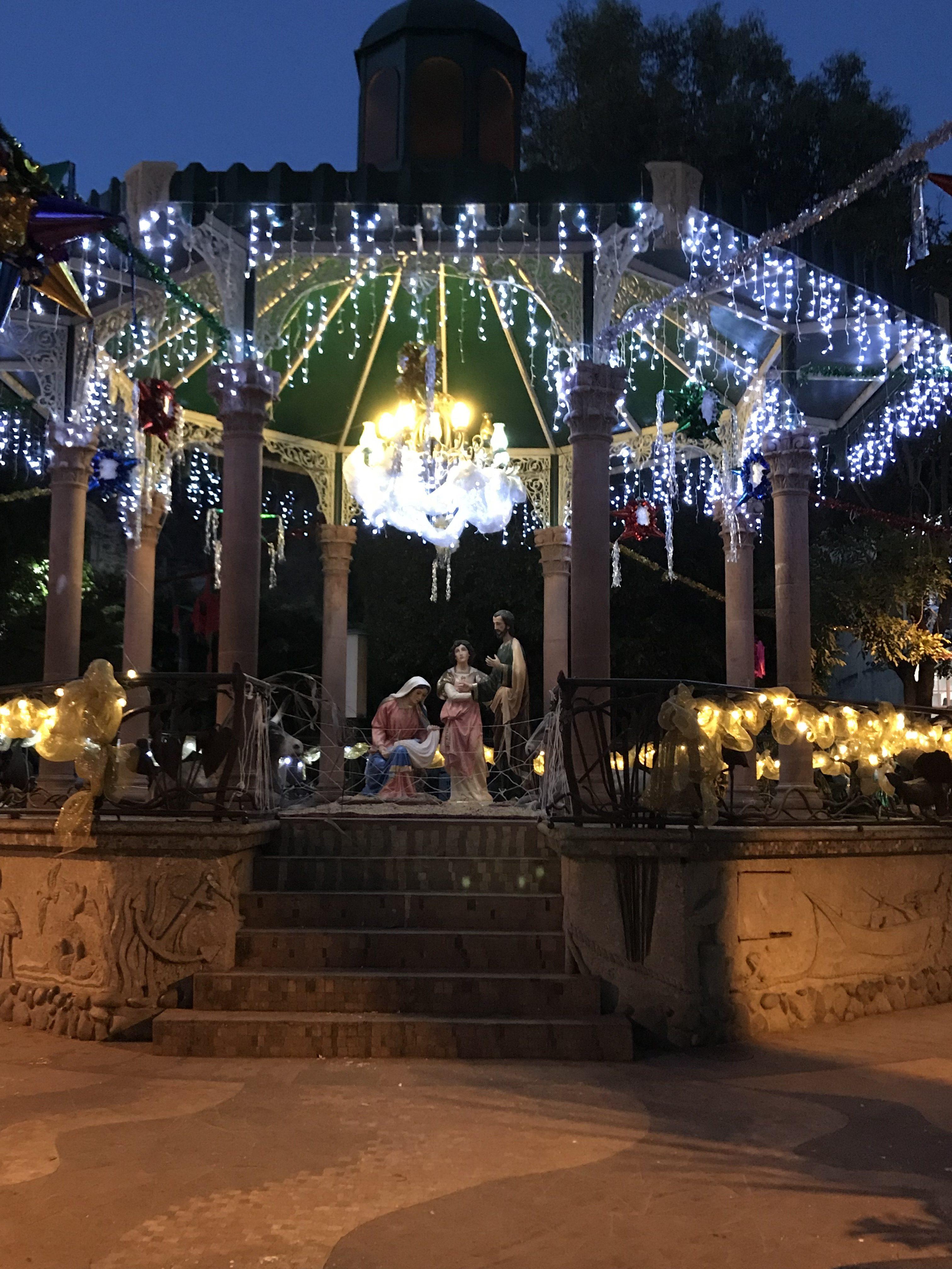 Pinatas And Posadas Christmas In Mexico Focus On Mexico